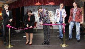 Открытие клуба Ля-минор в отеле Korston в Казани
